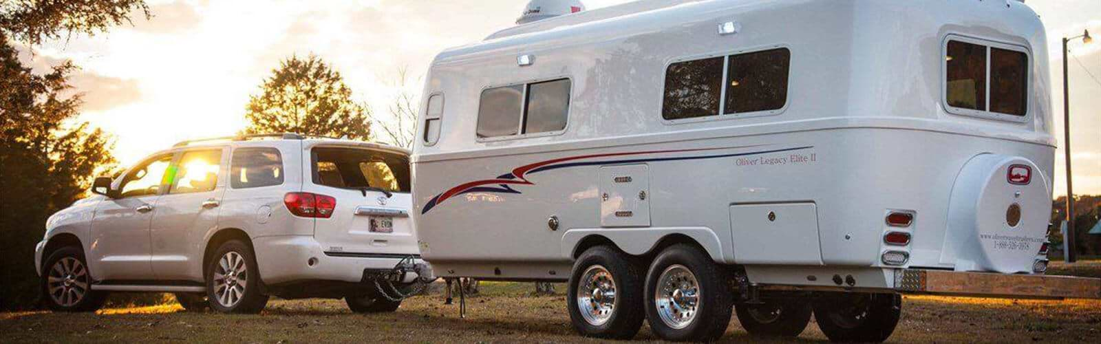 compare travel trailers airstream escape oliver