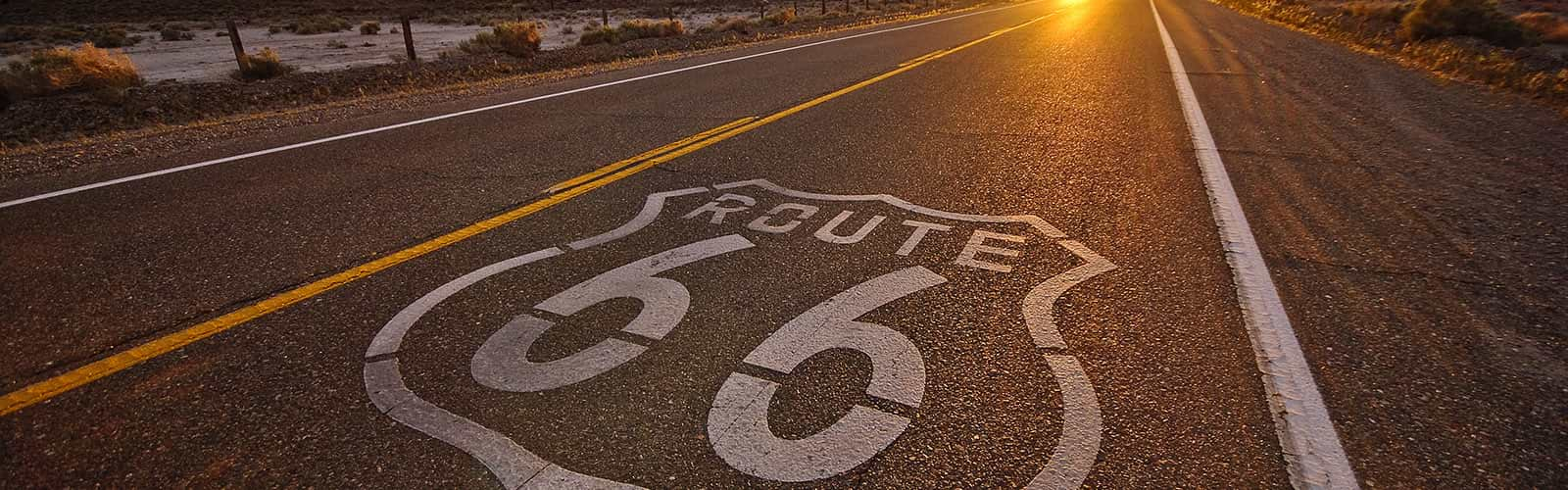 Route 66 The Mother Road of America