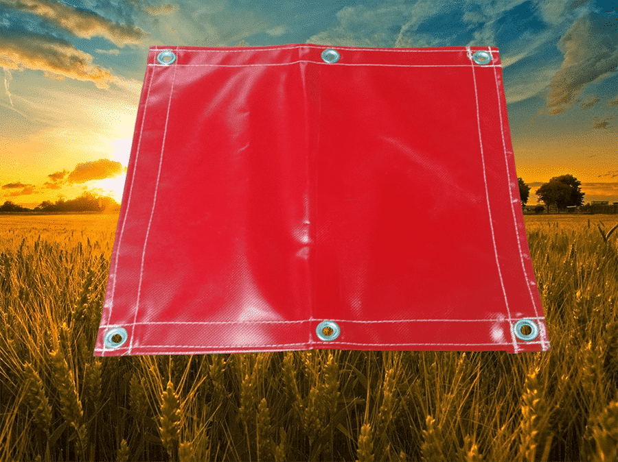 Vinyl Coated Farm Tarp