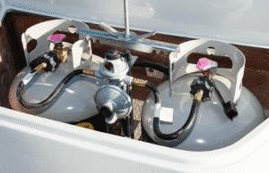 gas propane tank
