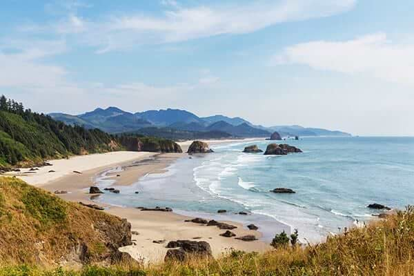 Cannon Beach, Oregon Coast, USA