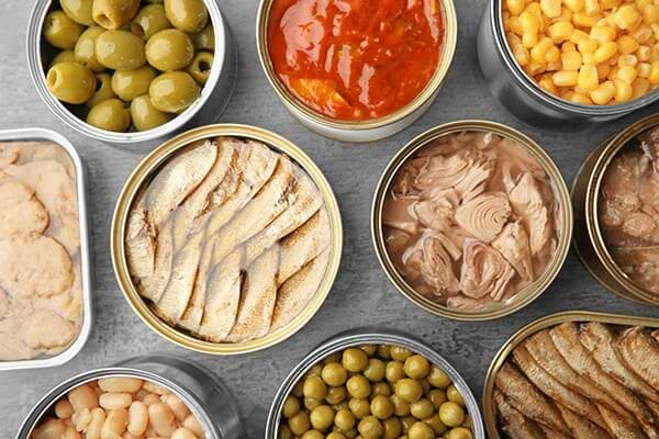 Canned Food Tips When Traveling