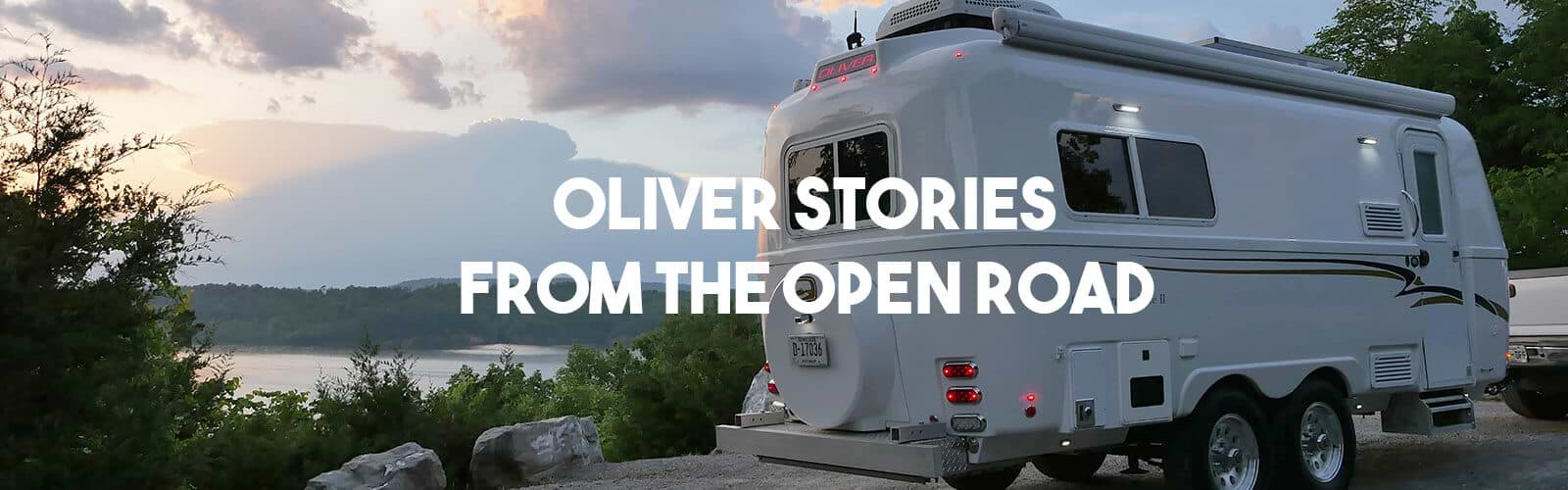 stories from the open road