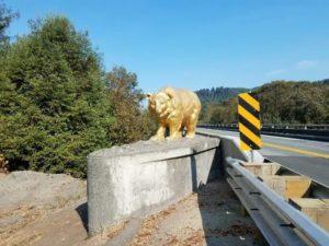 Golden Bear Bridge Crossing