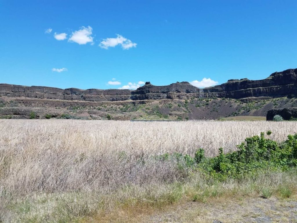 Dry Falls State Park Down in the Coulee