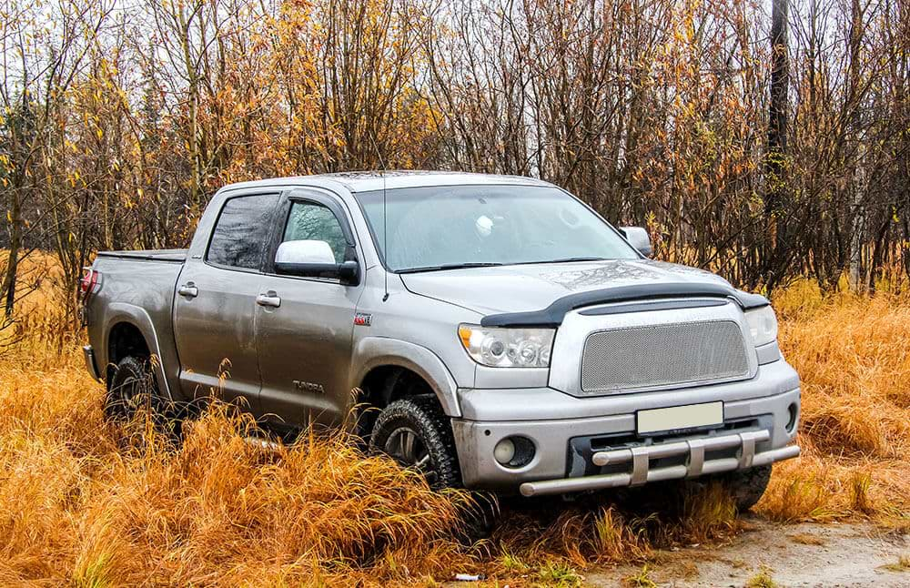 towing with toyota tundra