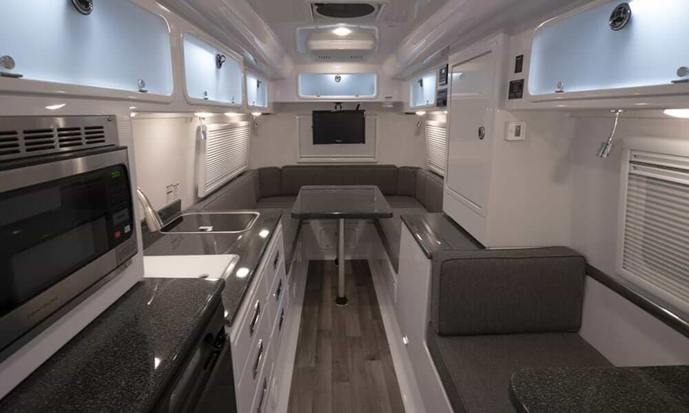 3D Virtual Tours Travel Trailers