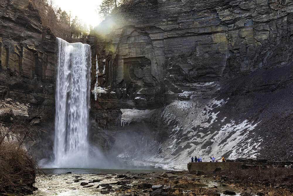 New York Taughannock Falls State Park