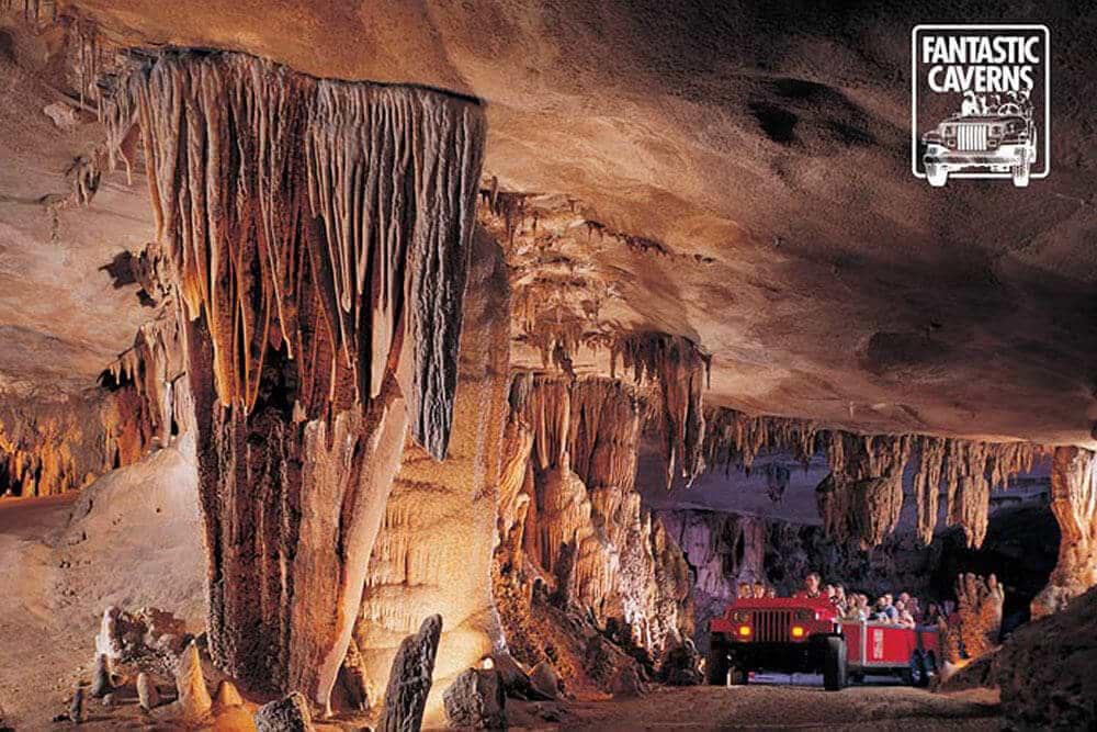 Missouri Fantastic Caverns
