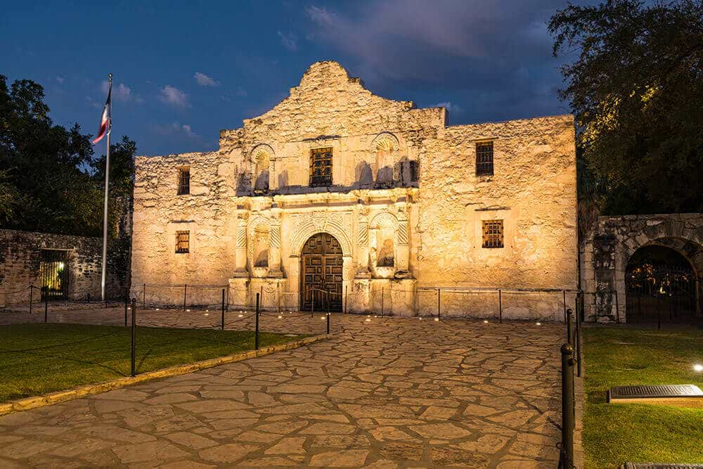 Texas San Antonio Missions