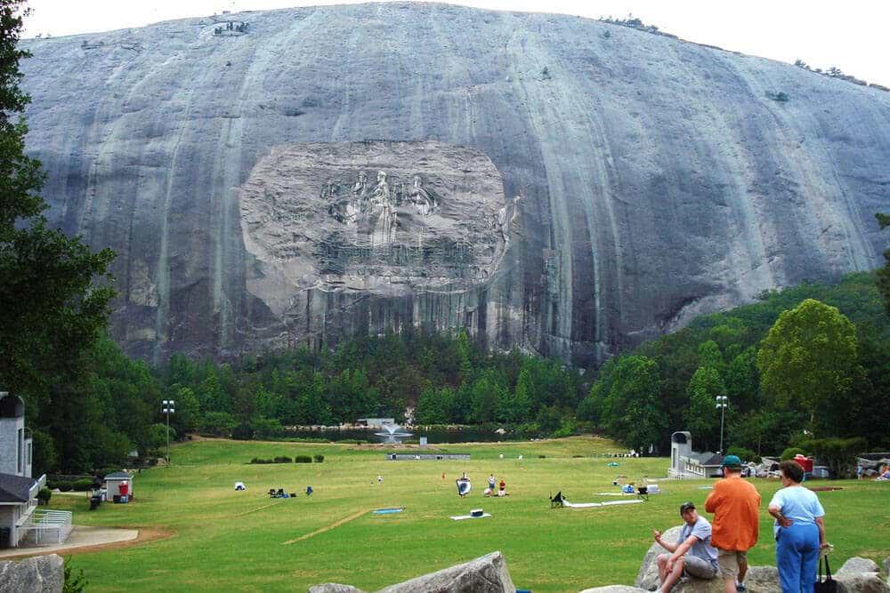Georgia Stone Mountain Park
