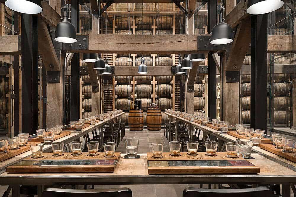 Tennessee Jack Daniel's Distillery