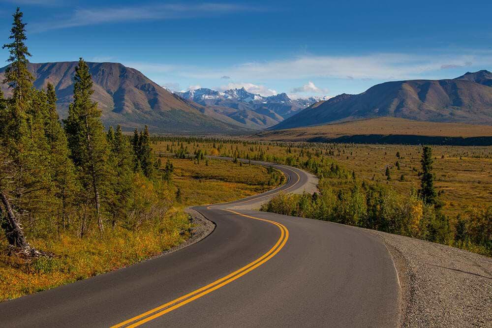 Alaska Denali National Park & Preserve