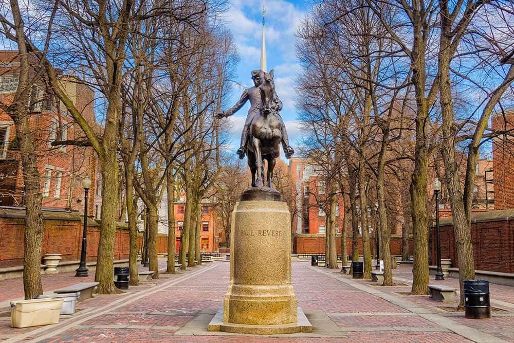 Massachusetts Freedom Trail