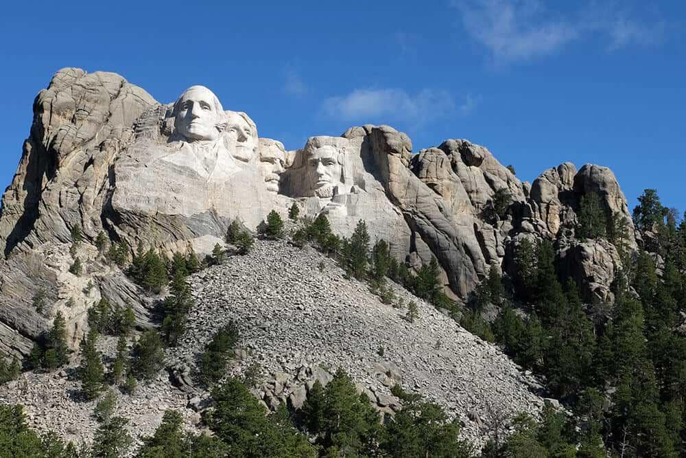 South Dakota Mount Rushmore National Memorial