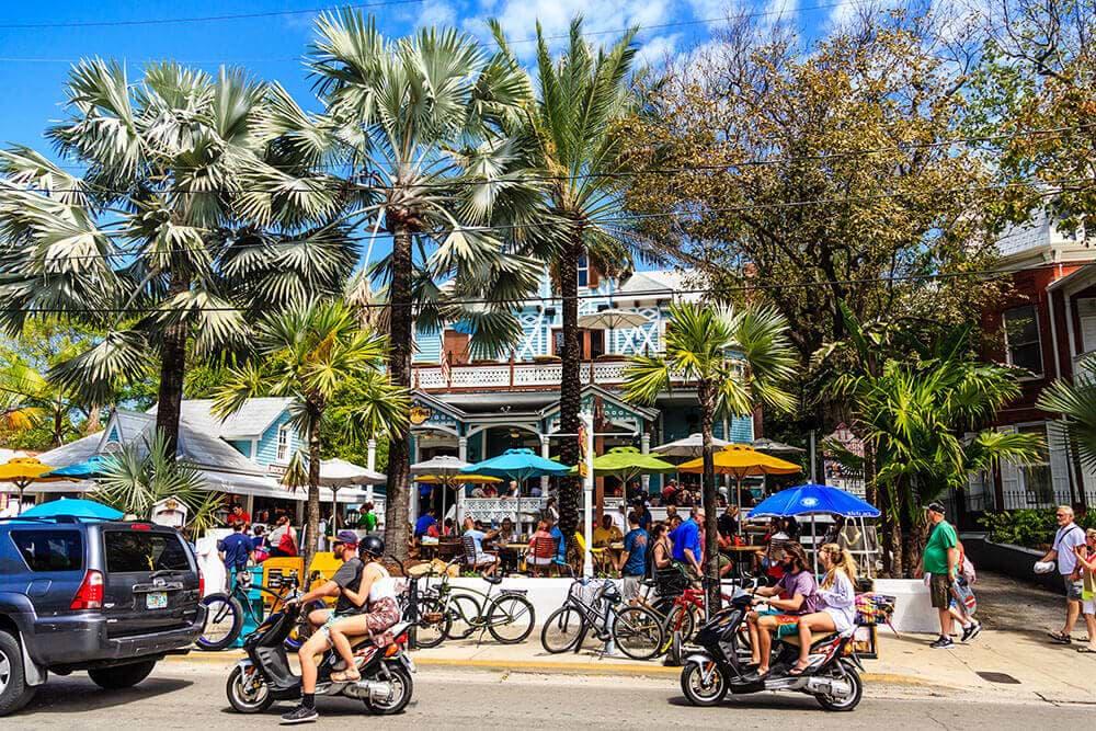 Florida Key West Mallory Square Dock