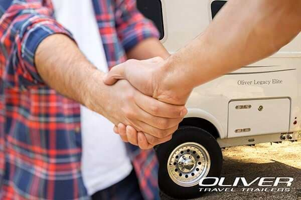 Oliver Travel Trailers Owner Transfer