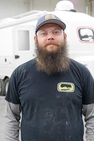 Justin R Service Technician