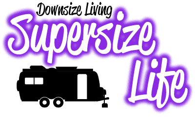 supersize life logo