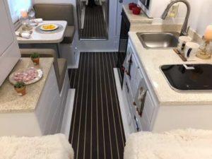 Twin Bed Floor Plan Walkway