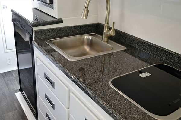 Fiber-Granite Countertop