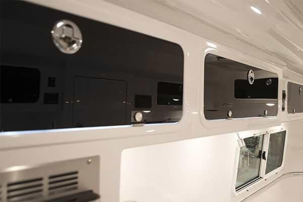 Upper Cabinet Doors Black