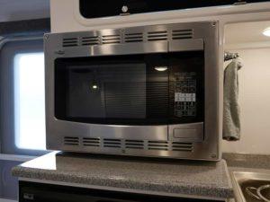 Legacy Elite Stainless Steel Microwave