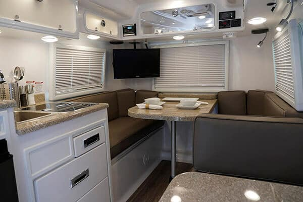 small rv campers perfect for couples