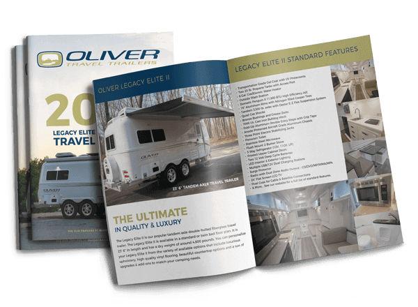Camper Trailers 2020 RV Brochure