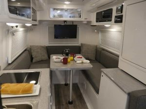 Take a look inside the best travel trailer
