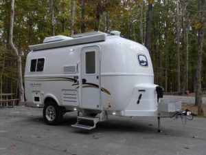 small camper trailer