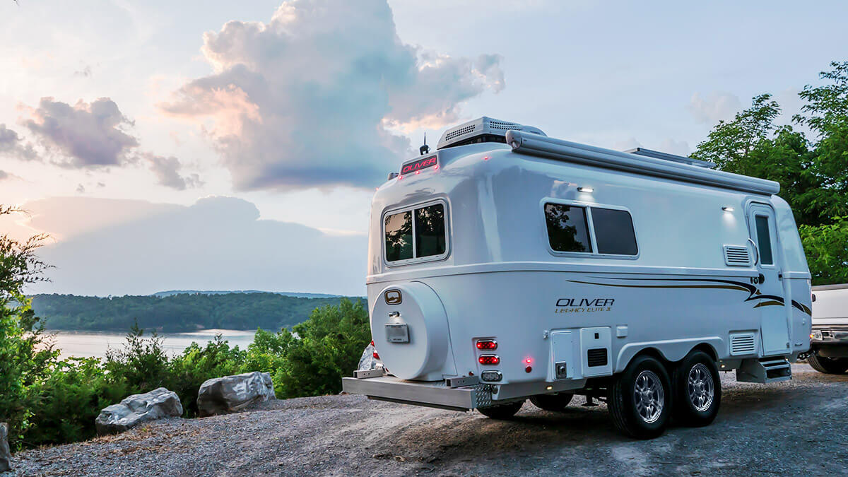 Camper Trailer Built For Adventure