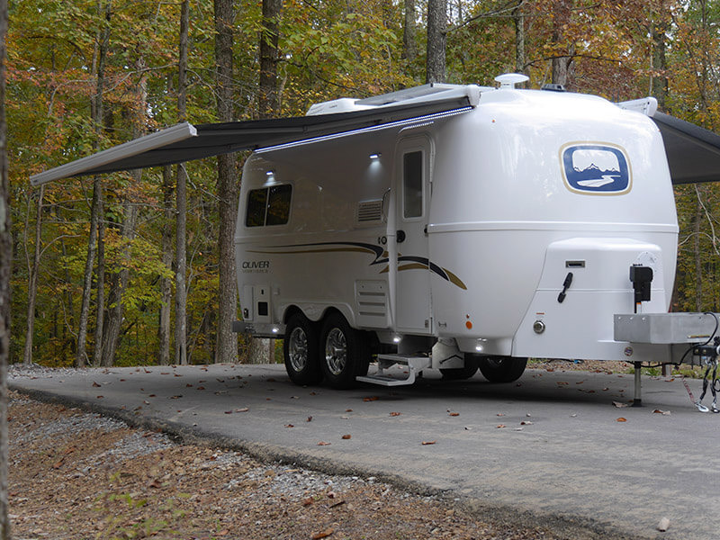 travel trailers luxury campers rv