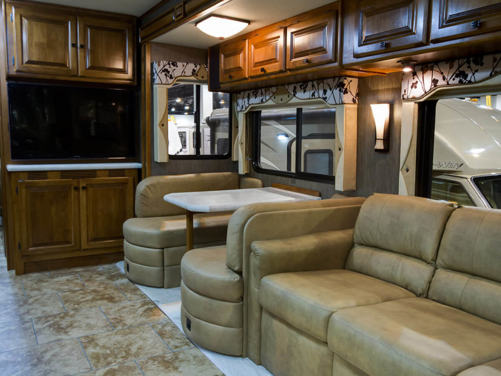 Analyze the Size of Your RV vs. Space Requirements