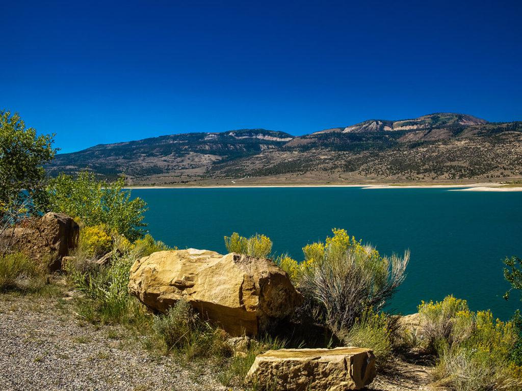 Utah Granite Flats Camping