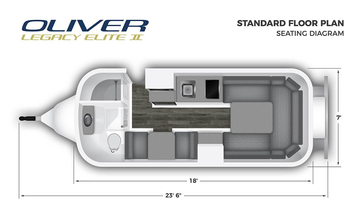 2020 Elite II Standard Seating