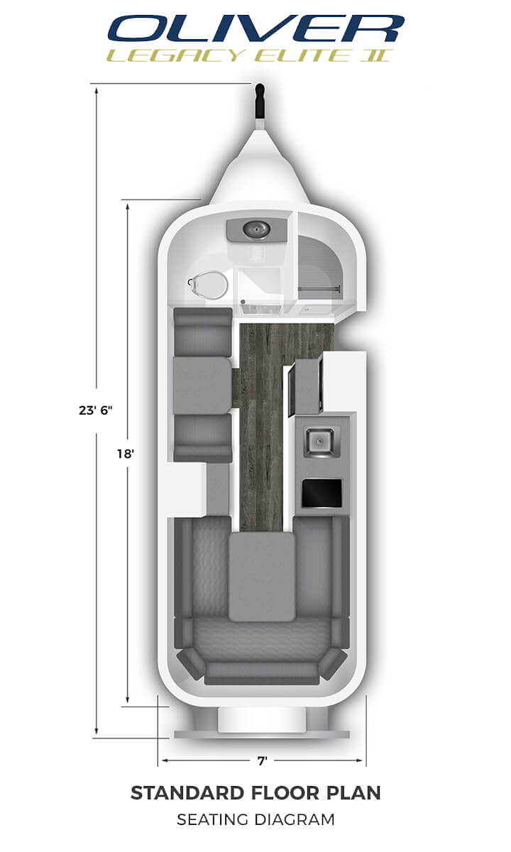 2020 Elite II Standard Seating