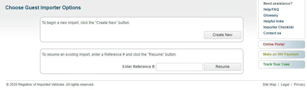 Online Portal Tab