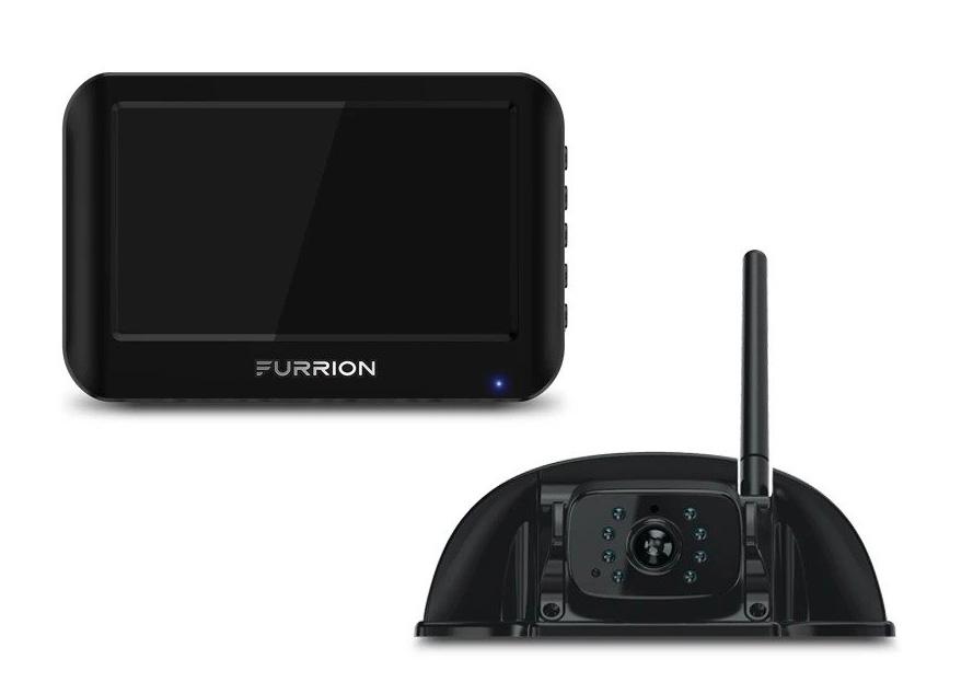 Backup Camera and Screen