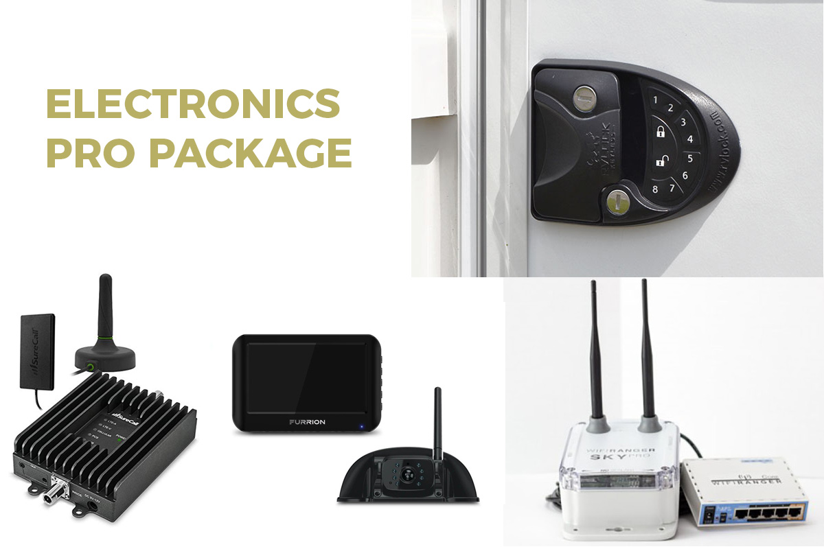 Electronics Pro Package