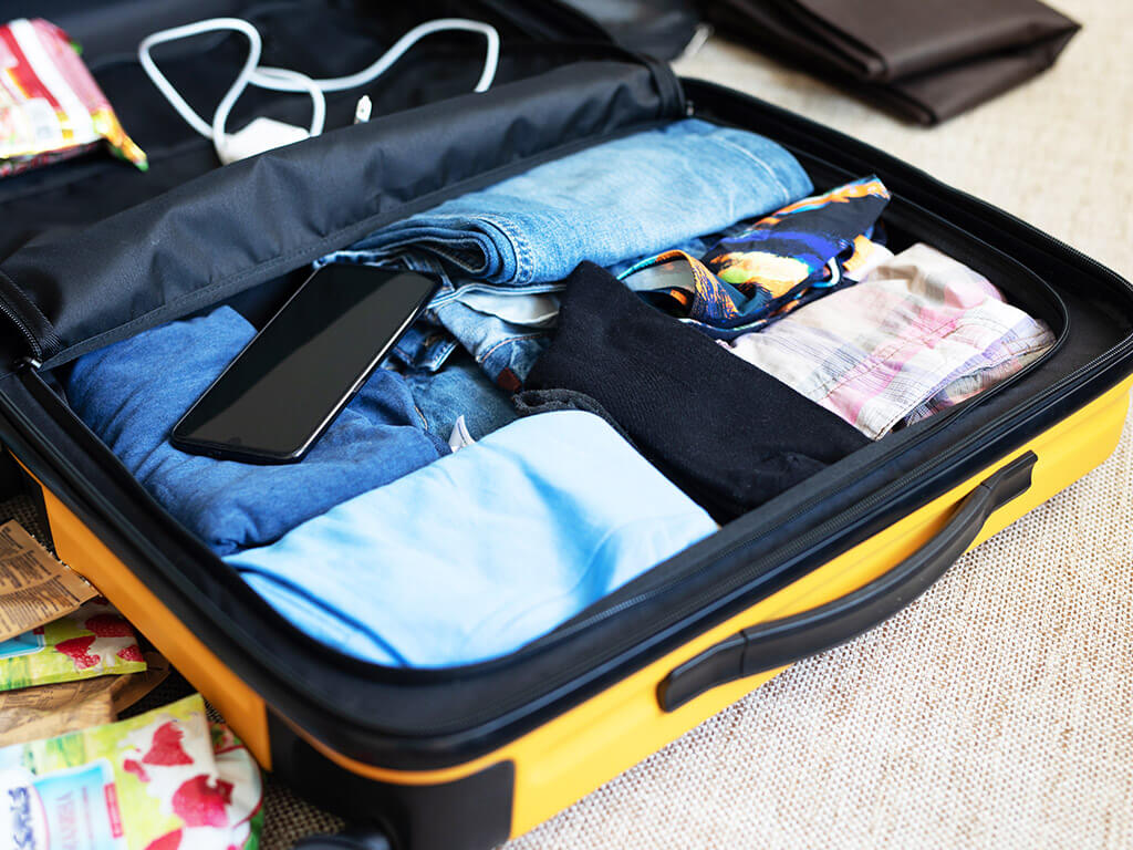 what and how to pack for your trip