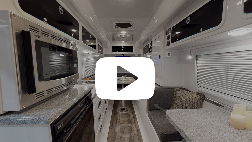 rv virtual tours travel trailer