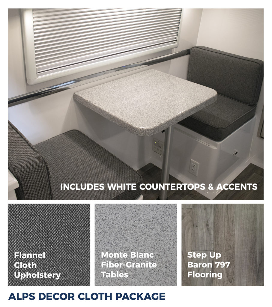 Alps Decor Cloth Package