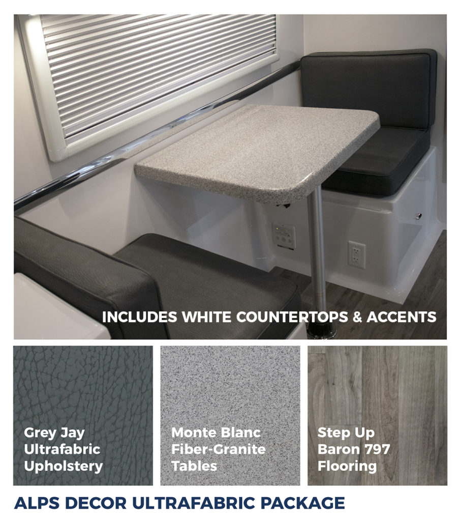 Alps Decor Ultrafabric Package