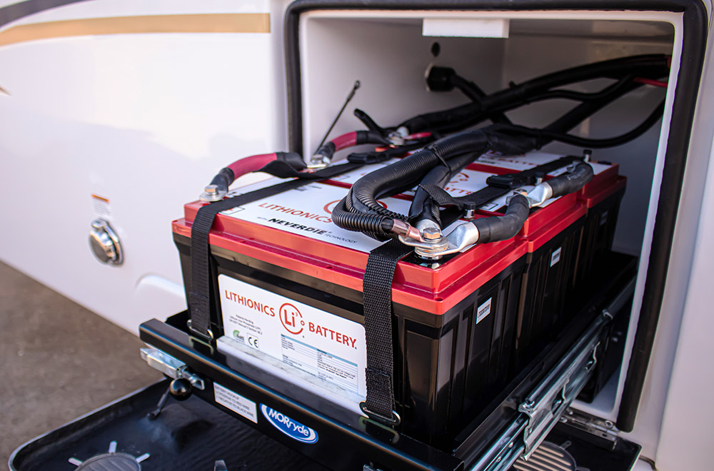 230 Watt Solar Panel Package