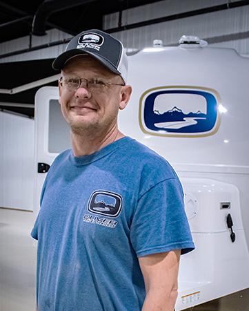 Richie C Service Foreman/Writer