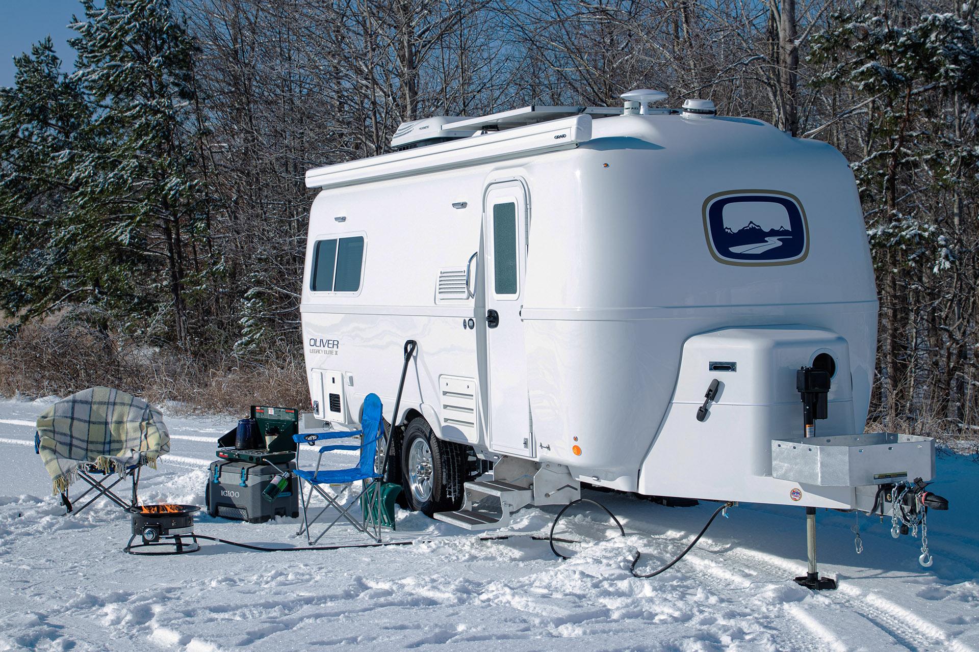 Camper Trailer Built For Adventure